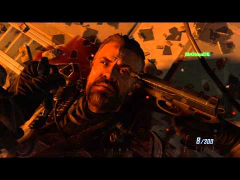 Call Of Duty: Black Ops 2 - Kill & Capture Ending | Woods Death