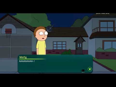 hentai game Rick and Morty  A Way Back Home 1