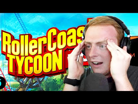 RollerCoaster Tycoon World - IS IT STILL AWFUL? (RCTW Early Access Gameplay)