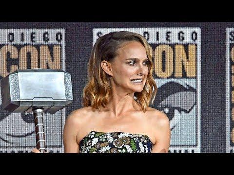 Марвел  фаза 4 презентация на Comic Con 2019 (озвучка) Кевин Файги представляет фильмы и актеров