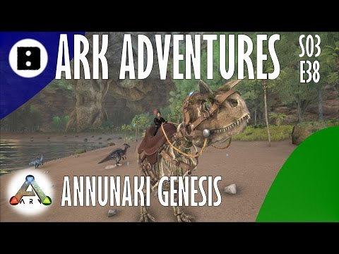 ARK Adventures S03E38 - The Center Annunaki - High Level Frost Carno Won and...?