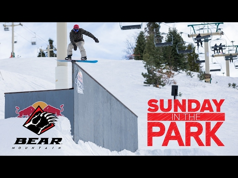 Sunday in the Park 2017 - Episode 5   TransWorld SNOWboarding