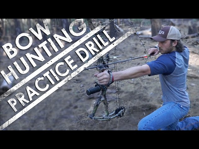 Bow Hunting Tips | Practice Drills for ADRENALINE | The Sticks Outfitter | EP. 21