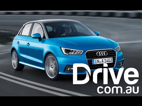 2015 Audi A1 First Drive Review | Drive.com.au