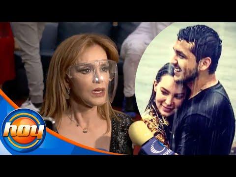 Lucía Méndez pide a Belinda y Nodal que la inviten a su boda | Programa Hoy
