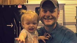 Baixar Christina Aguilera's Daughter Is Seemingly Not a Fan of Blake Shelton!