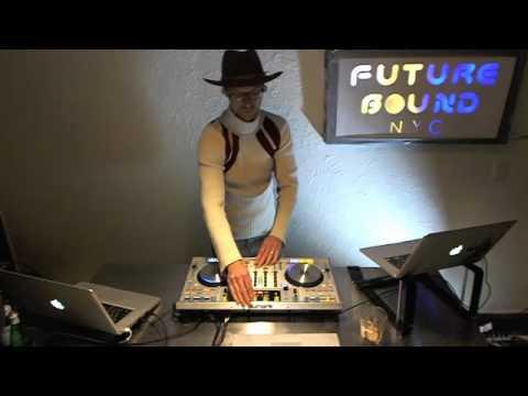Futurebound NYC: Deephouse, Techno and Techhouse - January 18th 2013 (2/3)