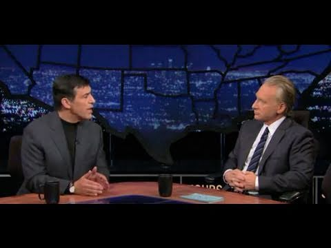 Darrell Issa's Real GOP Solutions on Real Time with Bill Maher