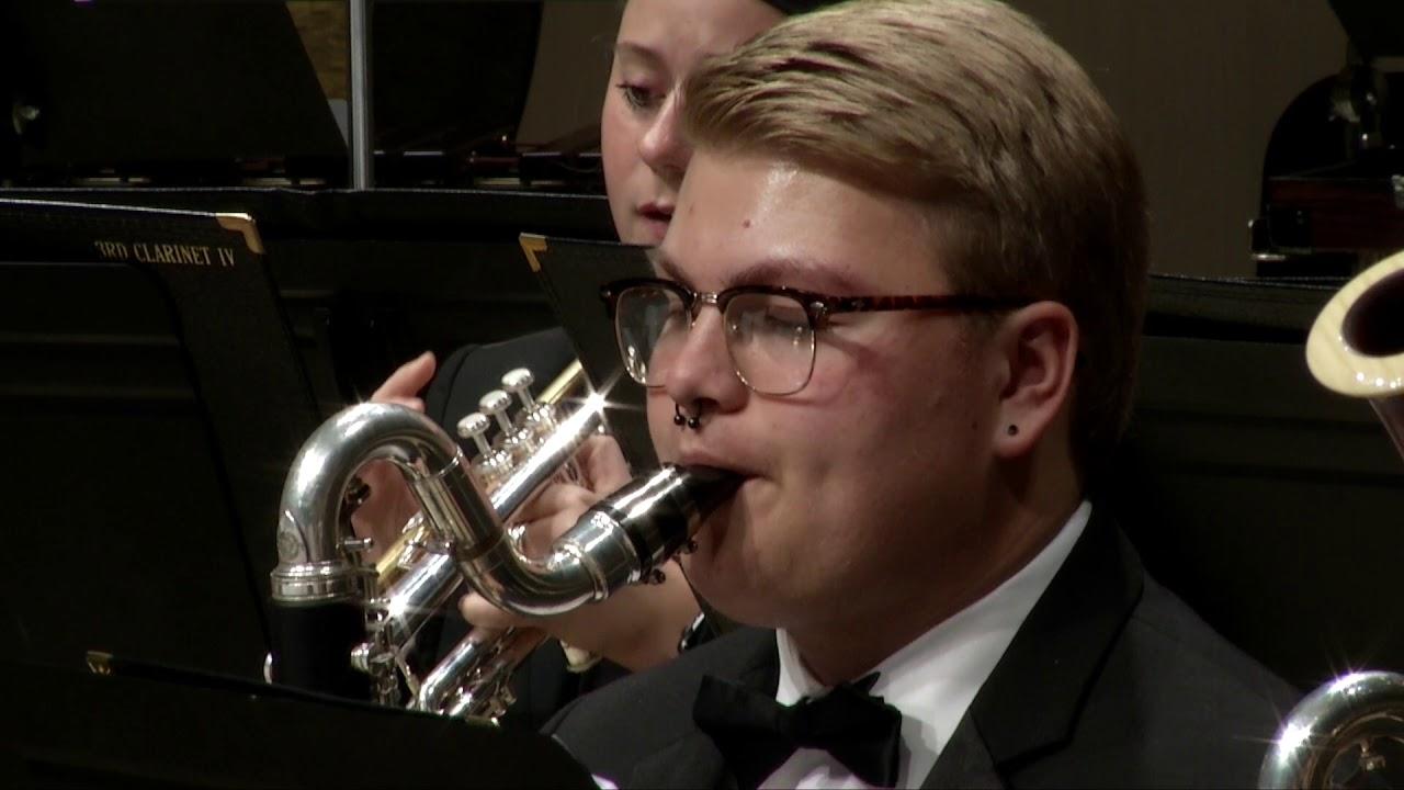 U of Iowa Symphony Band: Zachery Meier - Reigniere