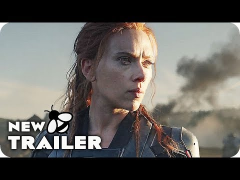 BLACK WIDOW Trailer (2020) Marvel Movie