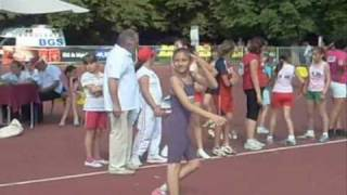 Campionatul National Copii 2 -oina - hammer throw