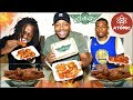 Download EXTREMELY HOT 🔥🔥 ATOMIC HOT WINGS | WING STOP CHALLENGE