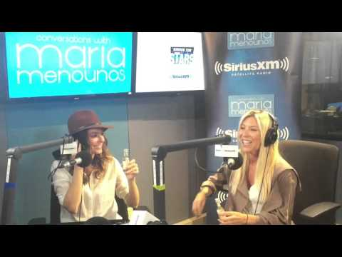 A Newly Engaged Maria Menounos Opens Up Her SiriusXM Show