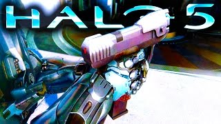 HALO 5 | Halo CE MAGNUM, Gravity Hammer, SPNKr Rocket Launcher