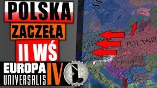 Polska rozpętała II Wojnę Światową  Alternatywna Historia Polski  EU4 PL 2/3