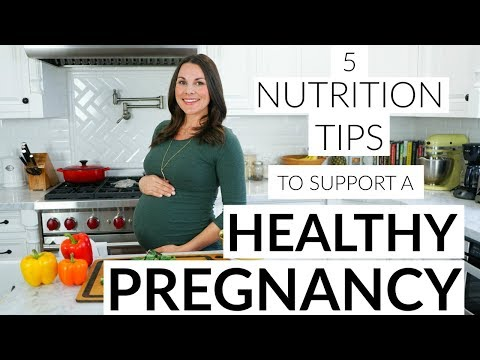 Pregnancy Diet: 5 Tips For Proper Prenatal Nutrition