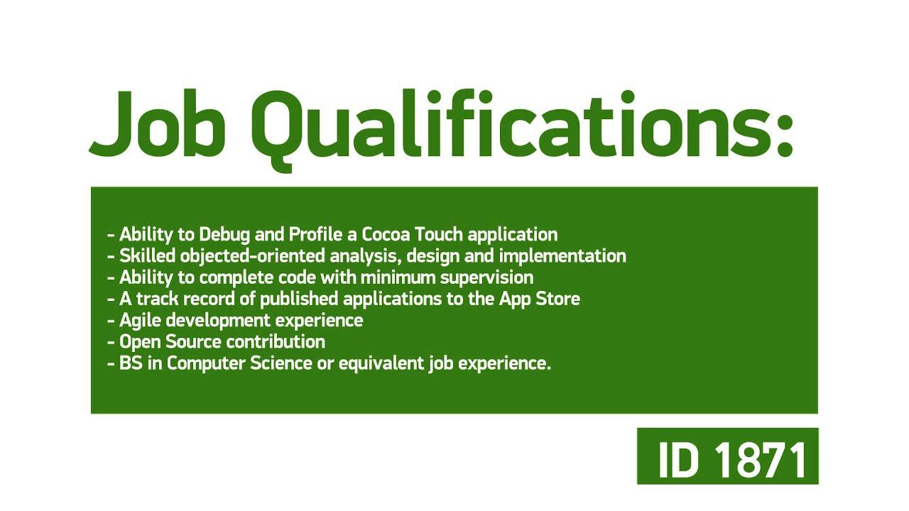 jobszhukonet senior ios developer hot relocate position to usa. Resume Example. Resume CV Cover Letter