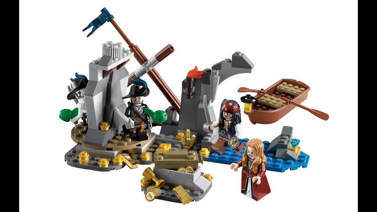 Disney Para CaribeJuguetes Youtube Niños Lego Piratas Del tQxBdsrCoh