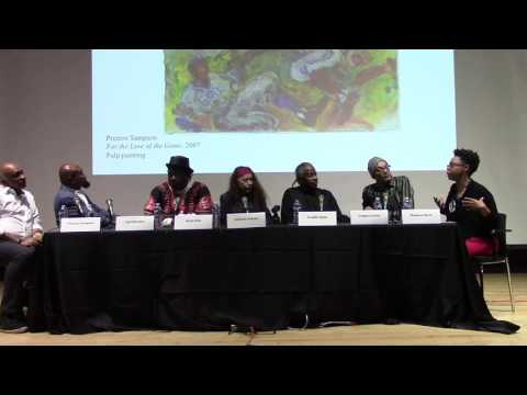 Expanding Tradition: Artists' Panel Discussion