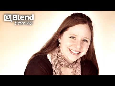 MyBlend Stories Podcast | Sarah Wood