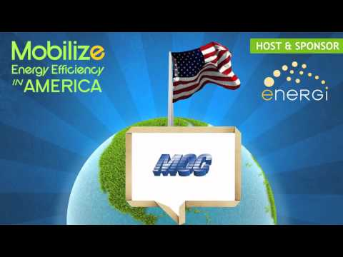 Mobilize Energy Efficiency in America Sponsors Animation
