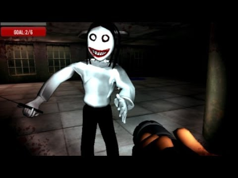 Jeff The Killer Game