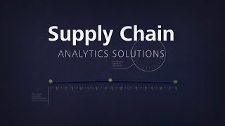 Supply Chain Analytics Solutions