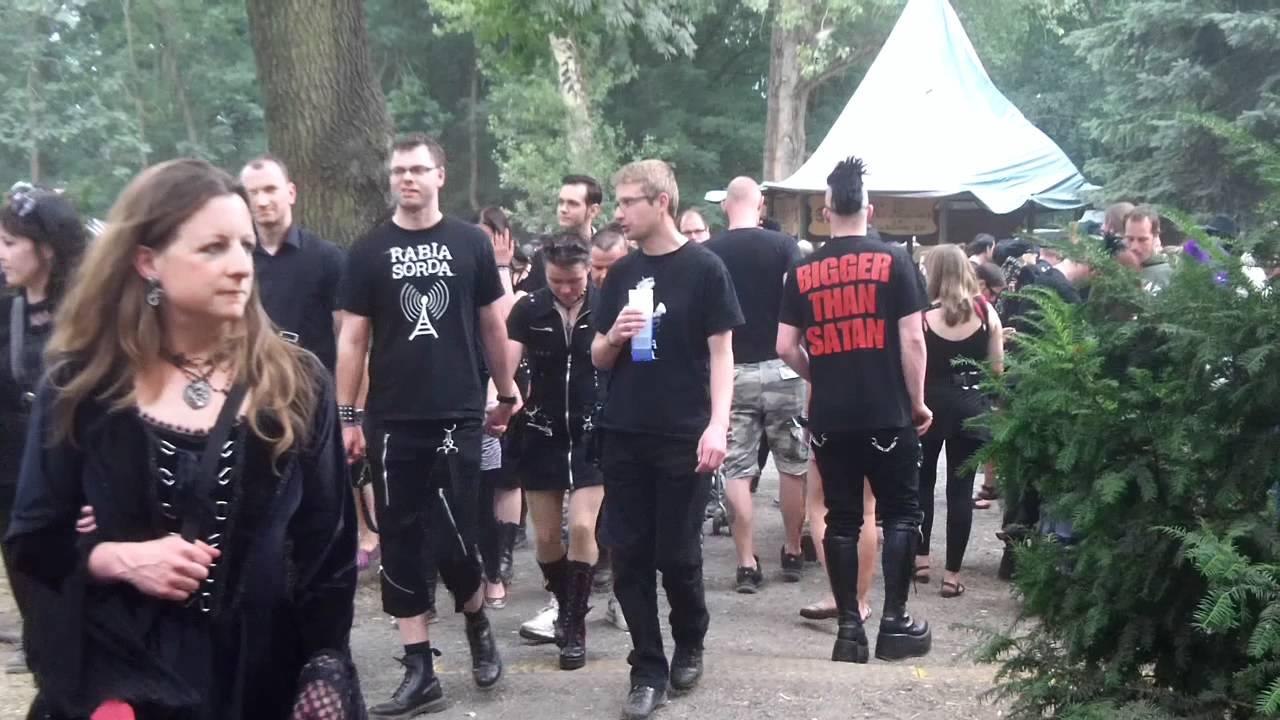 Wgt Leipzig 2011 Leute Gucken P Youtube