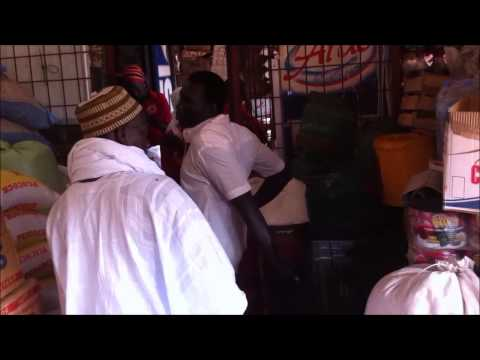 Cash transfer in Senegal