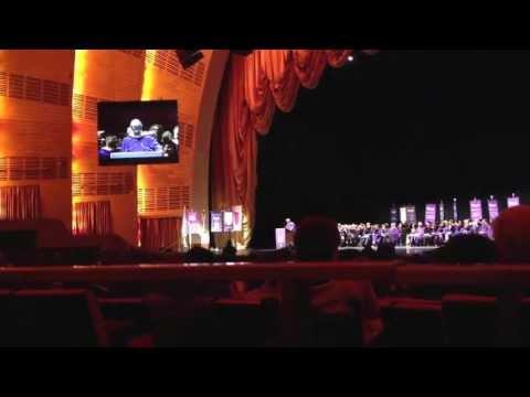 Glen Mazzara Tisch Salute 2013 Radio City Music Hall