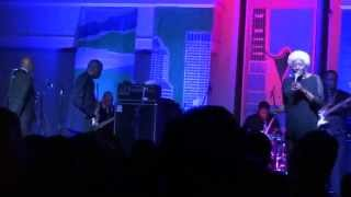 Maceo Parker & Martha High - Think (About It) 2014-07-05 Live @ Marriott Hotel Ballroom, Portland