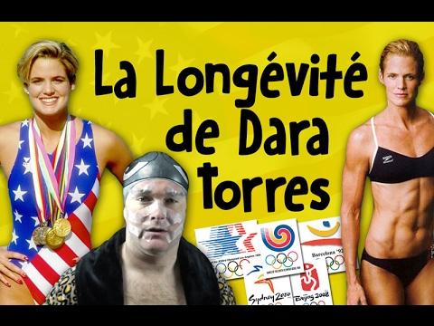 Dara Torres et sa Longévité - Salut les Baigneurs #44
