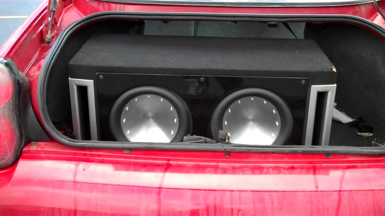 2 t1 12 in subwoofers with t1 amp in 05 monte carlo youtube 2 t1 12 in subwoofers with t1 amp in 05 monte carlo sciox Gallery