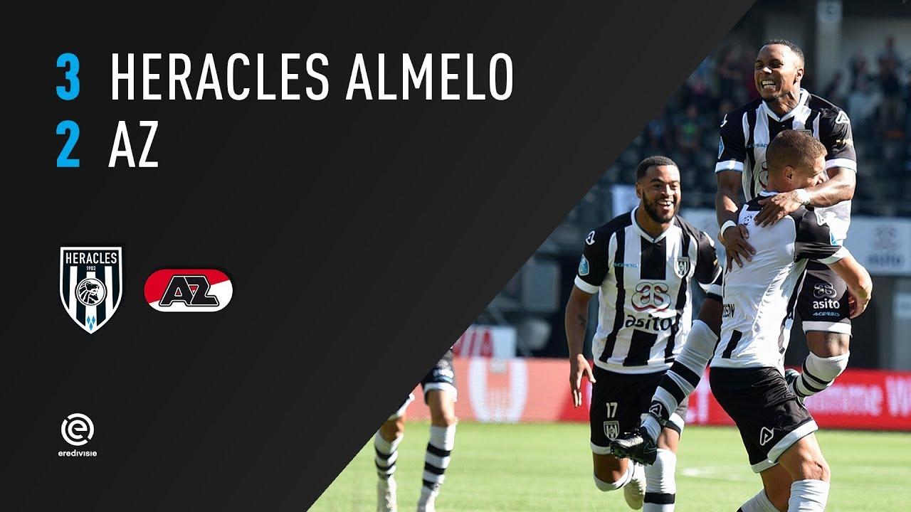 Heracles Almelo - AZ | 02-09-2018 | Samenvatting