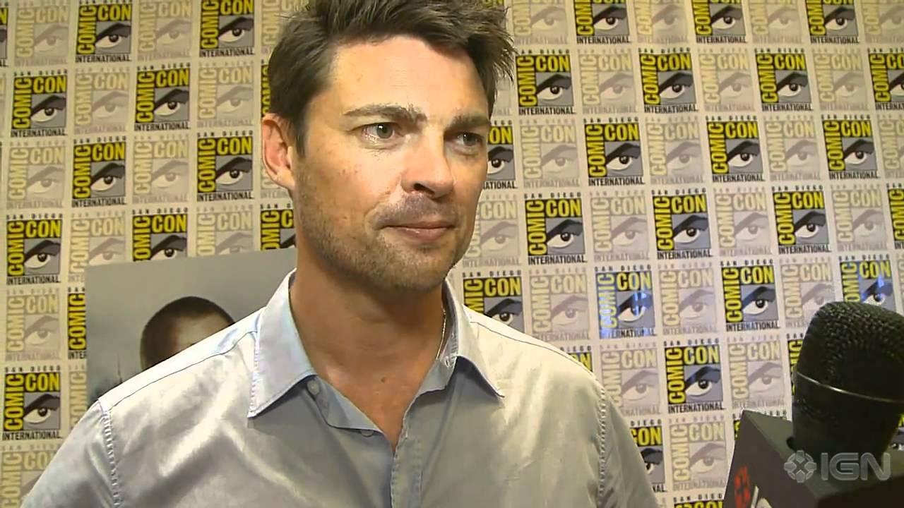 Karl Urban Interview to IGN 2 - STAR TREK SEQUEL SDCC 2010 ...