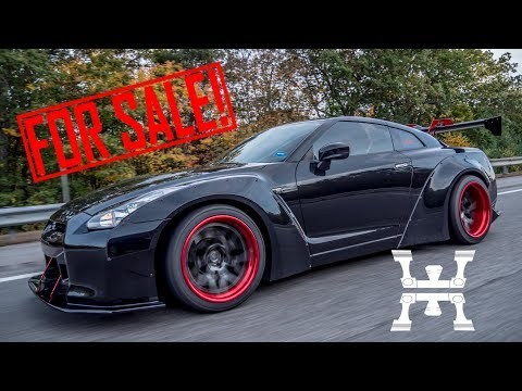 For Sale: 2014 Liberty Walk Nissan GT-R r35