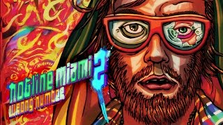 Hotline Miami 2 Wrong Number Gameplay Walkthrough Part 1 - SO MUCH BLOOD