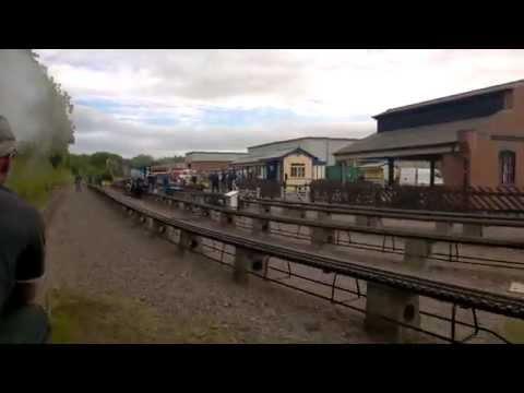 Great Central Railway Ruddington Miniature Railway Ride