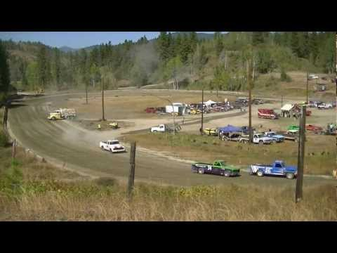 Northport International Raceway Truck B Trophy Dash 9_16_2012