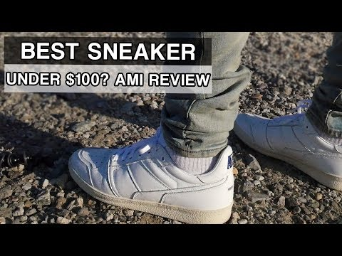 the-best-shoe-for-under-$100?-ami-sneaker-review