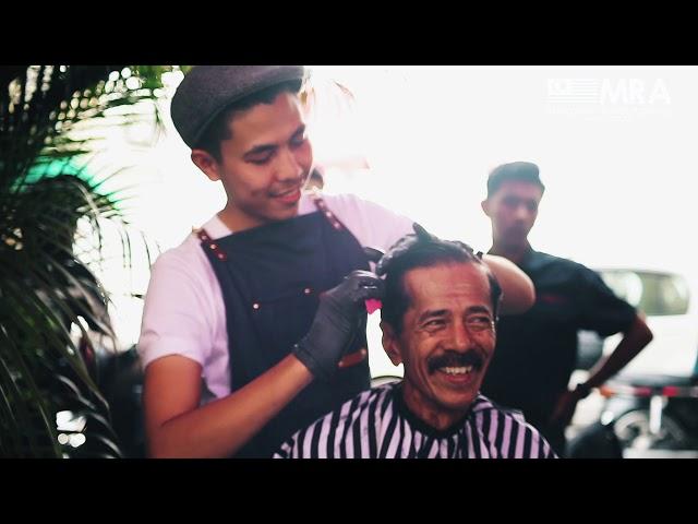 Projek klinik Jalanan Mra Penang