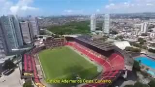 A Maior estrutura do Brasil -  Sport club do Recife!