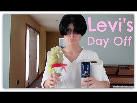 Attack on Titan - Levi's Day Off