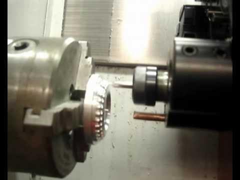 Aluminum Model Clay Pigeon Live Tooling Program Youtube