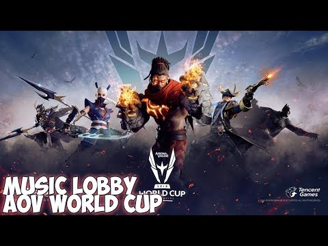 Music AOV World Cup - Arena Of Valor Soundtrack AOV