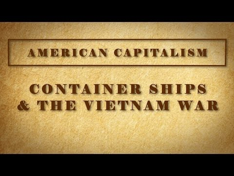 Container Ships and the Vietnam War