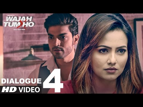 Wajah Tum Ho: Dialogue PROMO 4 | 6 Days To Go (In Cinemas) | Sana, Sharman, Gurmeet | Vishal Pandya