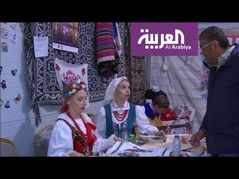 السعودية .. فعاليات الألعاب البدوية تخطف الأبصار