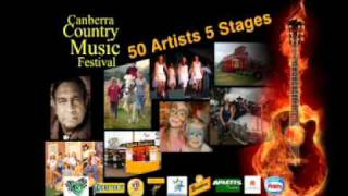 Canberra Country Music Festival 2010 Television Advertisement #2
