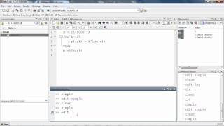 MATLAB: Программирование